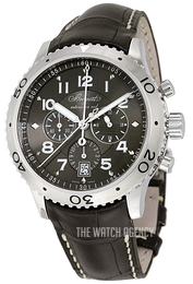 Breguet Type XXI Brown/Leather Ø42 mm 3810ST-92-9ZU