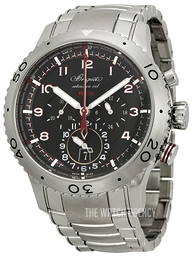 Breguet Type XXII Black/Steel Ø44 mm 3880ST-H2-SX0