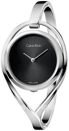 Calvin Klein Light Black/Steel Ø29 mm K6L2S111