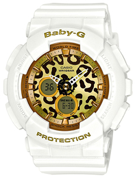 Casio Baby-G Multi-colored/Resin plastic Ø43 mm BA-120LP-7A2ER