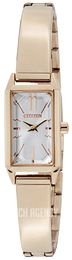 Citizen Elegance Silver colored/Yellow gold toned steel EZ6323-56A