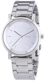 DKNY Silver colored/Steel Ø32 mm NY2177