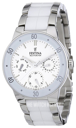 Festina Sport White/Steel Ø35 mm F16530-1