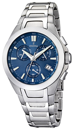 Festina Sport Blue/Steel Ø42 mm F16678-2