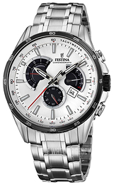 Festina White/Steel Ø42 mm F20200-1