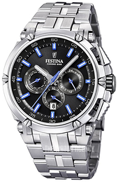 Festina Sport Black/Steel Ø44 mm F20327-7