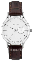 Gant Park Hill II White/Leather Ø38 mm W10921