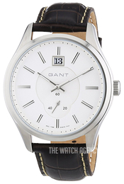 Gant Bergamo White/Leather Ø45 mm W10992