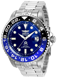Invicta Pro Diver Blue/Steel Ø47 mm 21865