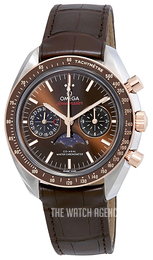Omega Speedmaster Moonwatch Brown/Leather Ø44.25 mm 304.23.44.52.13.001