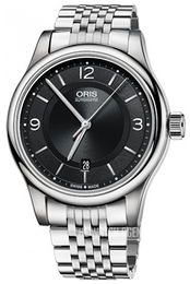 Oris Culture Black/Steel Ø42 mm 01 733 7594 4034-07 8 20 61