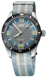Oris Diving Multi-colored/Steel Ø40 mm 01 733 7707 4065-07 5 20 28FC