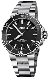 Oris Diving Black/Steel Ø43.5 mm 01 733 7730 4154-07 8 24 05PEB