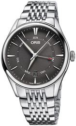 Oris Culture Grey/Steel Ø40 mm 01 755 7742 4053-07 8 21 79