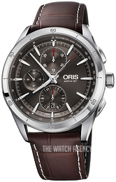 Oris Motor Sport Grey/Leather Ø44 mm 01 774 7750 4153-07 1 22 10FC