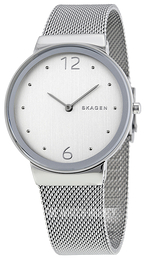 Skagen Freja Silver colored/Steel Ø34 mm SKW2380