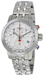 Tissot PRC 200 Quartz Chronograph Lady Nba White/Steel Ø34 mm T055.217.11.017.00
