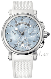 Breguet Marine Blue/Rubber Ø34.6 mm 8827ST-59-586
