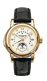 Patek Philippe Grand Complications White/Leather Ø36.8 mm 5016J/011