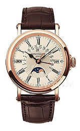 Patek Philippe Grand Complications White/Leather Ø38 mm 5159R/001