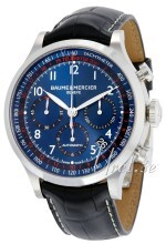 Baume & Mercier CAPELAND Blue/Leather