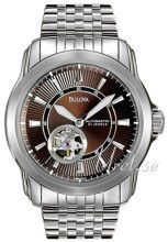 Bulova Mechanical Brown/Steel Ø40.50 mm