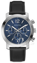 Bulova Blue/Leather