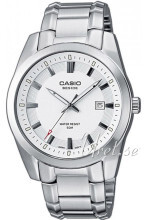Casio White/Steel Ø37.3 mm