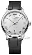 Chopard L.U.C 1937 Classic Silver colored/Leather Ø42 mm