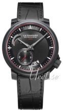 Chopard L.U.C 8HF Power Control Black/Leather Ø42 mm