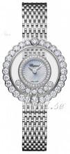 Chopard Happy Diamonds Icons White/18 carat white gold Ø30.3 mm