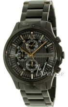 Emporio Armani Exchange Black/Steel