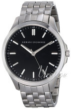 Emporio Armani Exchange Black/Steel