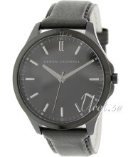 Emporio Armani Black/Leather