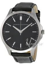 Emporio Armani Black/Leather