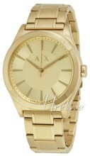 Emporio Armani Yellow gold toned/Yellow gold toned steel
