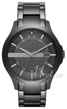 Emporio Armani Black/Steel