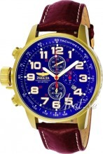 Invicta Force Lefty Blue/Leather