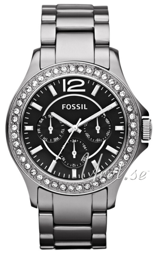 fossil riley watch instructions
