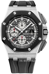 Audemars Piguet Royal Oak Offshore Grey/Rubber Ø44 mm 26400IO.OO.A004CA.01