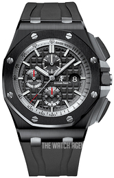 Audemars Piguet Royal Oak Offshore Black/Rubber Ø44 mm 26405CE.OO.A002CA.01
