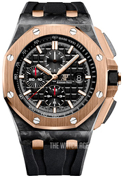 Audemars Piguet Royal Oak Offshore Black/Rubber Ø44 mm 26406FR.OO.A002CA.01