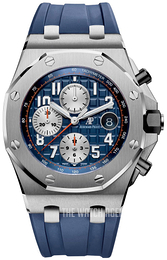 Audemars Piguet Royal Oak Offshore Blue/Rubber Ø42 mm 26470ST.OO.A027CA.01