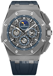 Audemars Piguet Royal Oak Offshore Grey/Rubber Ø44 mm 26571TI.GG.A027CA.01