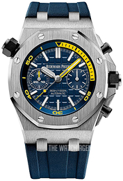 Audemars Piguet Royal Oak Offshore Blue/Rubber Ø42 mm 26703ST.OO.A027CA.01