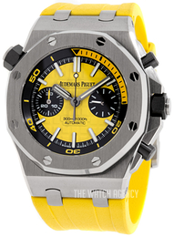 Audemars Piguet Royal Oak Offshore Yellow/Rubber Ø42 mm 26703ST.OO.A051CA.01
