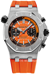 Audemars Piguet Royal Oak Offshore Orange/Rubber Ø42 mm 26703ST.OO.A070CA.01