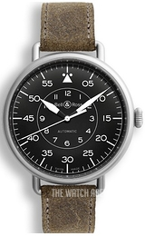 Bell & Ross WW1 Black/Leather Ø45 mm BRWW192-MIL