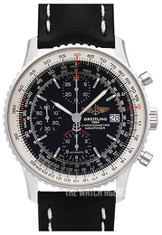 Breitling Navitimer Heritage Black/Leather Ø42 mm A1332412-BF27-435X-A20BA.1