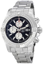 Breitling Super Avenger II Black/Steel Ø48 mm A1337111-BC29-168A